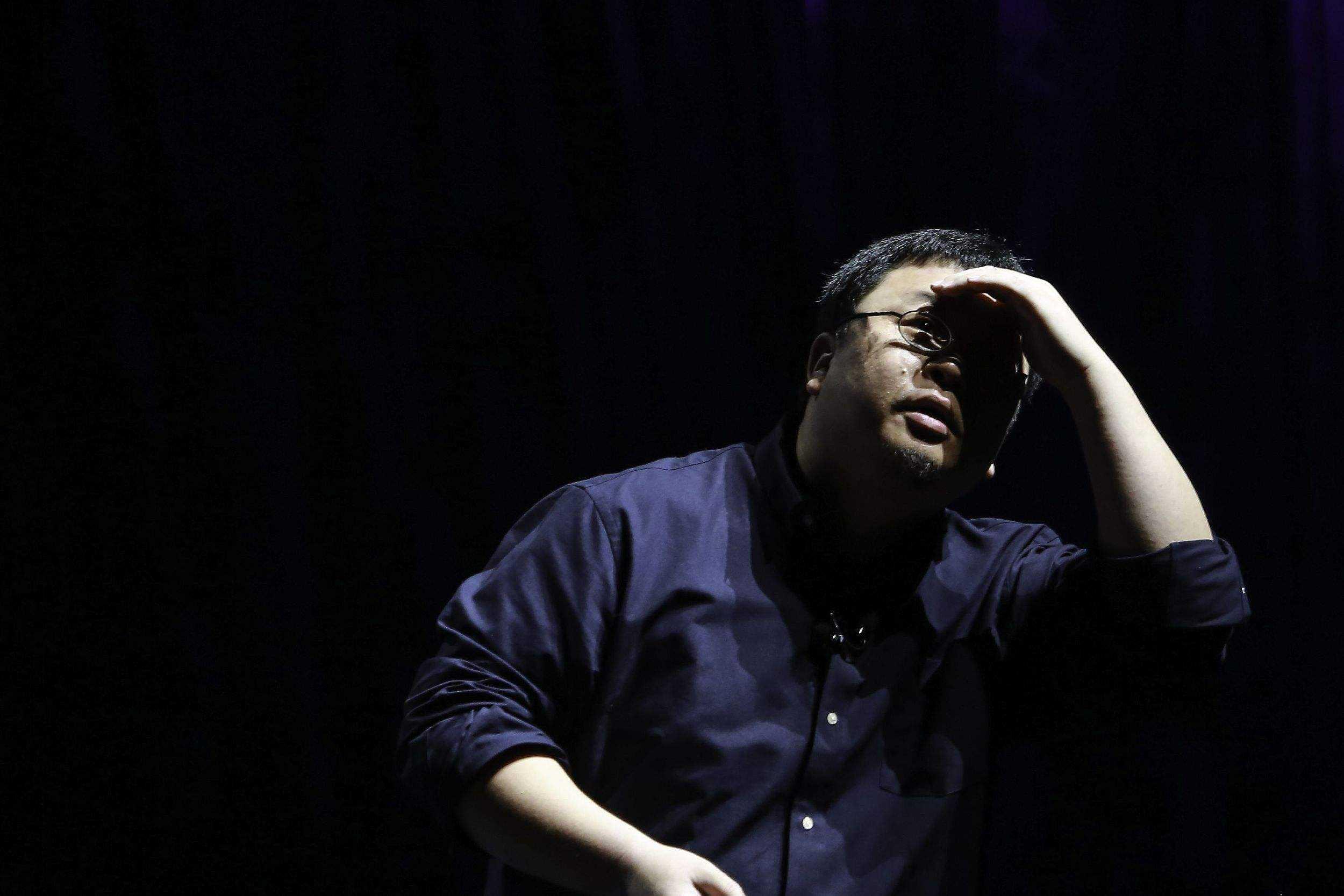《真还传》主人翁罗永浩:生活把他逼得越来越像普通人